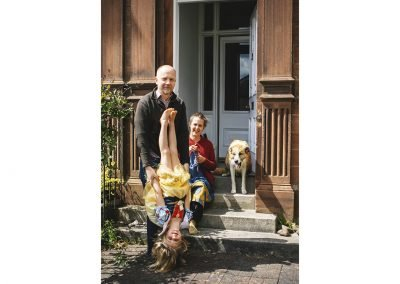 Doorstep Portraits in Castle Douglas, Dumfries and Galloway